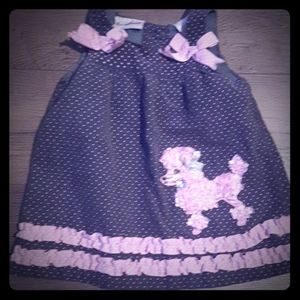 Cute baby girl dress